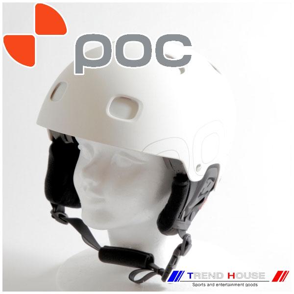 POC ヘルメット リセプター プラスReceptor + Hydrogen White/L PC102201001LRG1 ポック