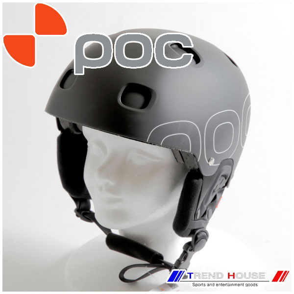 POC ヘルメット リセプター プラス Receptor + Uranium Black/L PC102201002LRG1 ポック