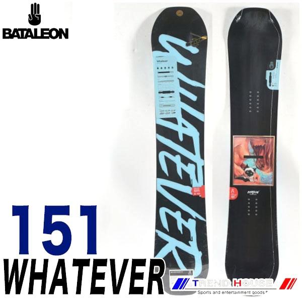 ソールカラー指定可 18-19モデル バタレオン ワットエバー Black/151 メンズ BATALEON WHATEVER ジブ・パーク・フリースタイル