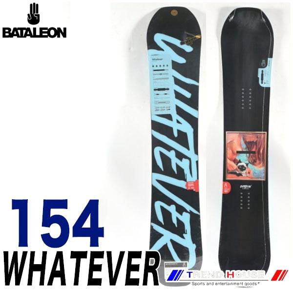 ソールカラー指定可 18-19モデル バタレオン ワットエバー Black/154 メンズ BATALEON WHATEVER ジブ・パーク・フリースタイル
