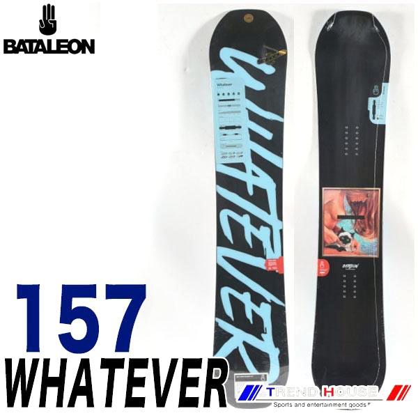 ソールカラー指定可 18-19モデル バタレオン ワットエバー Black/157 メンズ BATALEON WHATEVER ジブ・パーク・フリースタイル