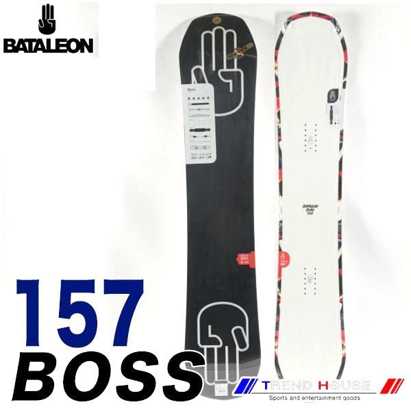 ソールカラー指定可 18-19モデル バタレオン ボス Black/157 メンズ BATALEON BOSS ジブ・パーク・フリースタイル