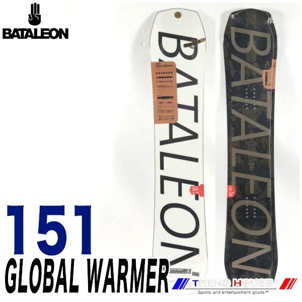 ソールカラー指定可 18-19モデル バタレオン グローバル ウォーマー White/151 メンズ BATALEON GLOBAL WARMER ジブ・パーク・フリースタイル