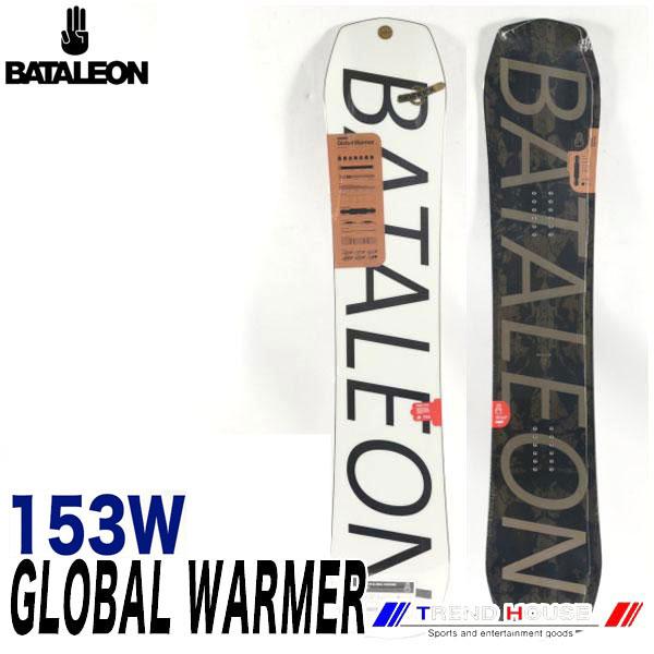 ソールカラー指定可 18-19モデル バタレオン グローバル ウォーマー ワイド White/153W メンズ BATALEON GLOBAL WARMER WIDE ジブ・パーク・フリースタイル