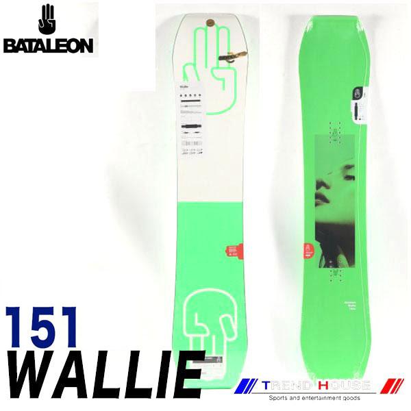 ソールカラー指定可 18-19モデル バタレオン ウォーリー Green/154 メンズ BATALEON WALLIE ジブ・パーク・フリースタイル