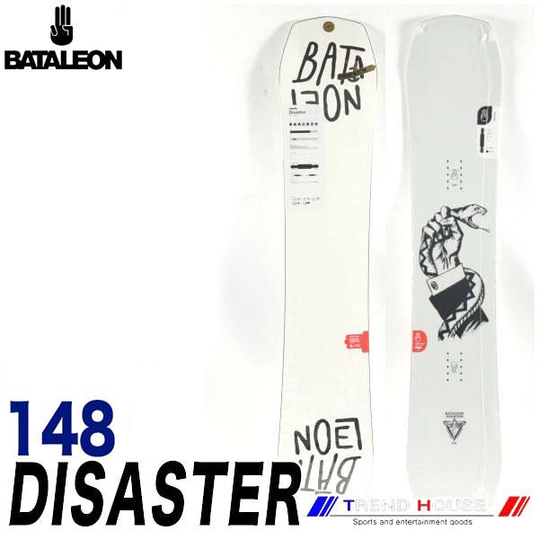 ソールカラー指定可 18-19モデル バタレオン ディザスター White/148 メンズ BATALEON DISASTER ジブ・パーク・フリースタイル