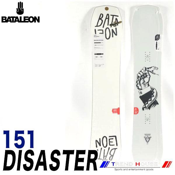 ソールカラー指定可 18-19モデル バタレオン ディザスター White/151 メンズ BATALEON DISASTER ジブ・パーク・フリースタイル