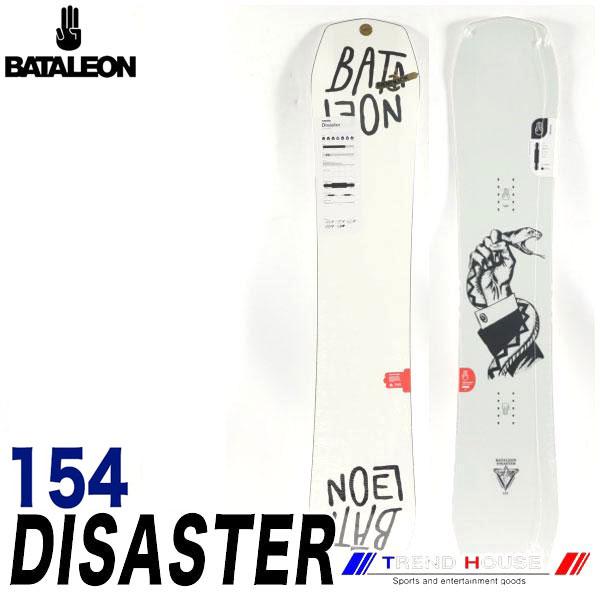 ソールカラー指定可 18-19モデル バタレオン ディザスター White/154 メンズ BATALEON DISASTER ジブ・パーク・フリースタイル