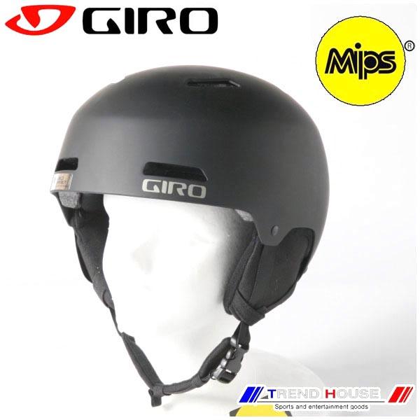 2019 ジロー ヘルメット レッジ ミップス Matte Black/L(59-62.5cm) 7060401 LEDGE MIPS GIRO