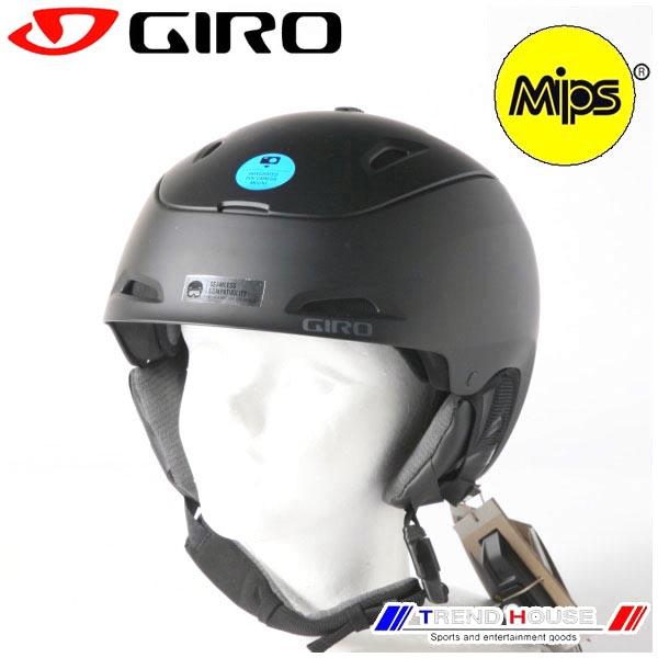 2019 ジロー ヘルメット レンジ ミップス Matte Black/M(55.5-59cm) 7072850 RANGE MIPS GIRO