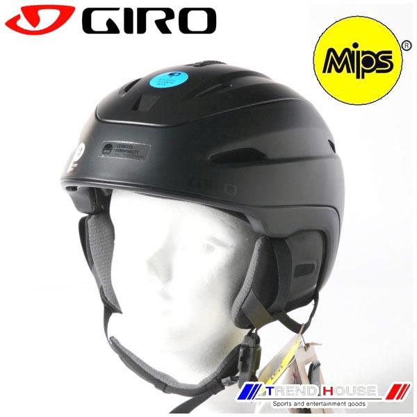 ジロー ヘルメット ゾーン ミップス Matte Black/M(55.5-59cm) 7071985 ZONE MIPS GIRO