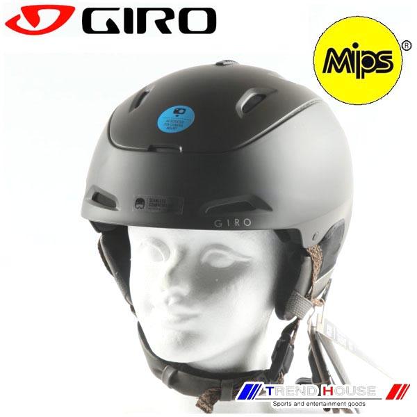 2019 ジロー ヘルメット レンジ ミップス MAT DARK BROWN MRCK/L(55.5-59cm) 7093696 RANGE MIPS GIRO