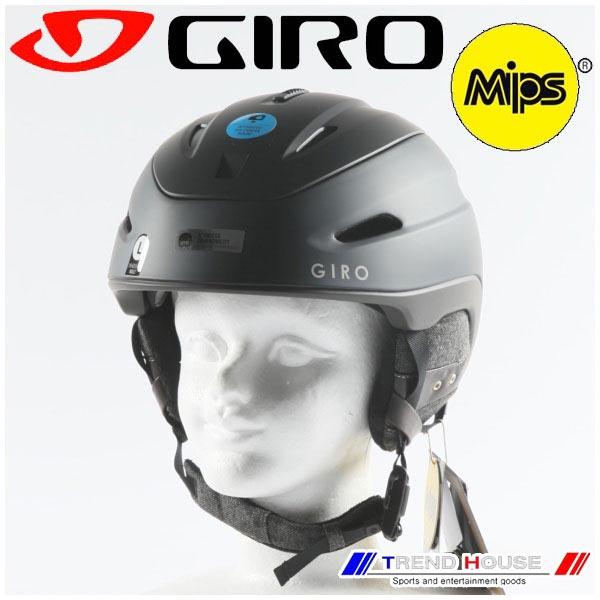 2019 ジロー ヘルメット ゾーン ミップス MAT BLK/DARK BROWN MRCK/M(52-55.5cm) 7093710 ZONE MIPS GIRO