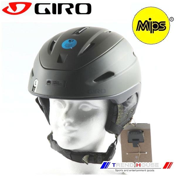2019 ジロー ヘルメット ゾーン ミップス MAT OLIVE/BLK/L(55.5-59cm) 7093723 ZONE MIPS GIRO