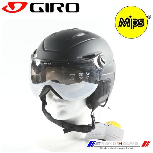 2019 ジロー ヘルメット ビュー ミップス MAT BLACK/M(55.5-59cm) 7083542 VUE MIPS GIRO