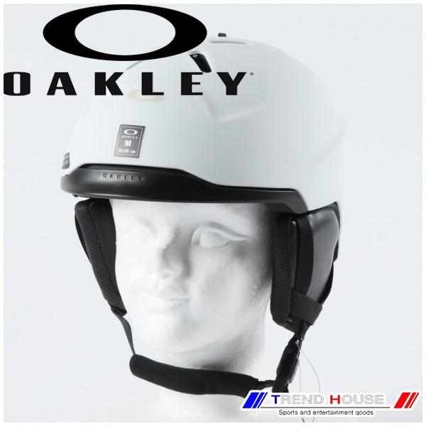 オークリー ヘルメット モッド3 MOD3 WHITE/L 99474-100-L OAKLEY オークレー