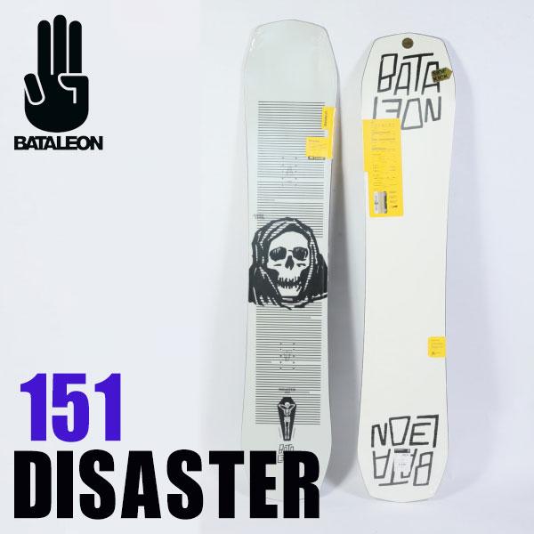 ソールカラー指定可 19-20モデル バタレオン ディザスター White/151 BATALEON DISASTER ジブ・パーク・フリースタイル