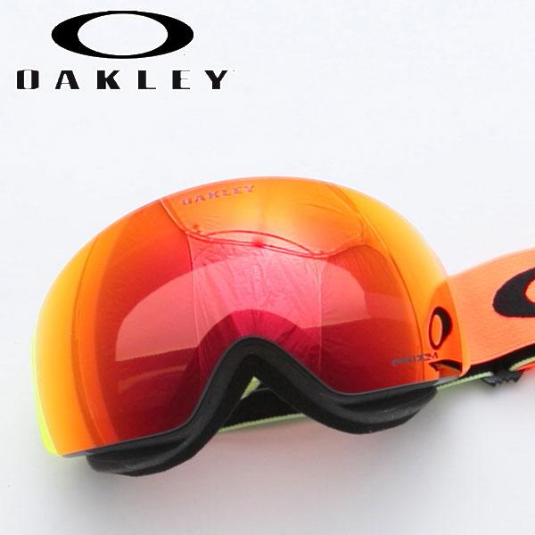オークリー ゴーグル 2018 チームオークリー フライトデッキ XM Prizm Snow Torch Iridium OO7064-72 2018 Team Oakley FD XM OAKLEY オークレー プリズム