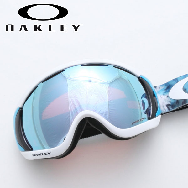 2019 オークリー ゴーグル キャノピー Trnq Flury Poseidon Srf Prizm Snow Sapphire Iridium OO7047-81 CANOPY OAKLEY オークレー プリズム