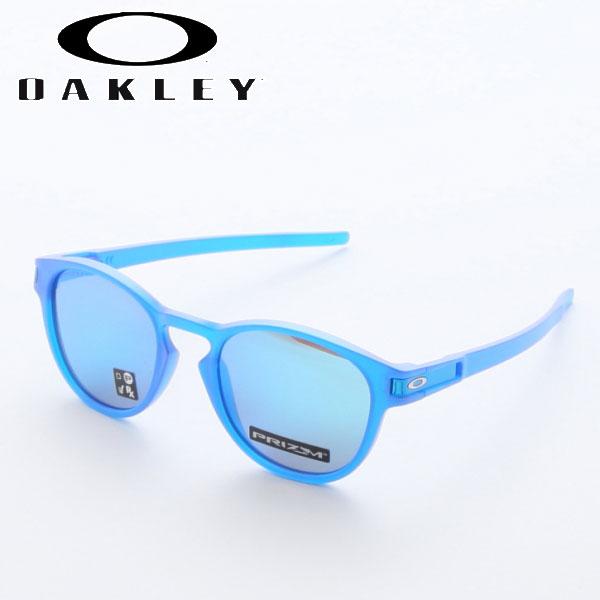 オークリー サングラス ラッチ X-Ray Blue Prizm Sapphire OO9265-2453 Latch OAKLEY オークレー プリズム
