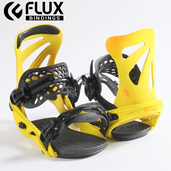 2020 フラックス メンズ DSL Yellow x Orange/M F0DL-M-Y バインディング ビンディング FLUX