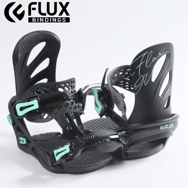 2020 フラックス レディース GU BLACK/SM F0GU-S-B バインディング ビンディング FLUX