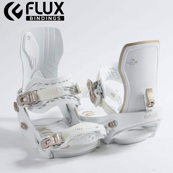 2020 フラックス レディース GX White/SM F0GX-S-W バインディング ビンディング FLUX