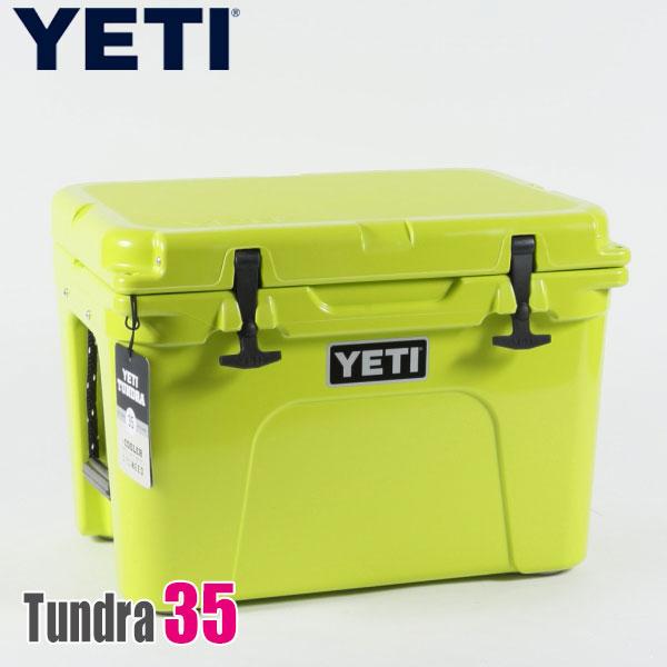 イエティ クーラーズ タンドラ 35 シャルトリューズ Tundra 35 Chartreuse YETI Coolers