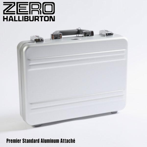 ゼロハリバートン プレミア スタンダード アルミ AttacheCP3A Silver 94332 Premier Standardアタッシュ ZERO HALLIBURTON