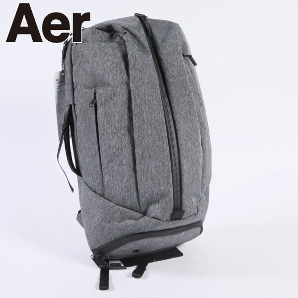 全国一律送料990円!(北海道/沖縄除く)平日12時までで即日発送! エアー ビジネスバッグ アクティブ コレクション ダッフル パック 2 AER/AER12001 ACTIVE COLLECTION Duffel Pack 2 Gray リュック バックパック