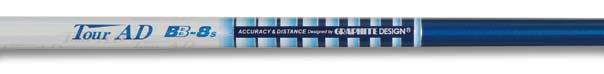 取寄せ商品 代引き不可:発送7営業日前後 グラファイトデザイン ツアーAD BB-8 ウッド用シャフト/ Graphite Design Tour AD BB-8 shaft for woods