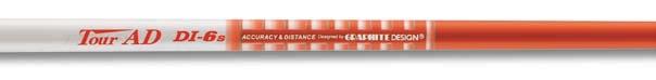 取寄せ商品 代引き不可:発送7営業日前後 グラファイトデザイン ツアーAD DI-6 ウッド用シャフト/ Graphite Design Tour AD DI-6 shaft for woods