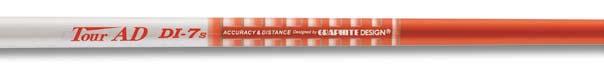 取寄せ商品 代引き不可:発送7営業日前後 グラファイトデザイン ツアーAD DI-7 ウッド用シャフト/ Graphite Design Tour AD DI-7 shaft for woods