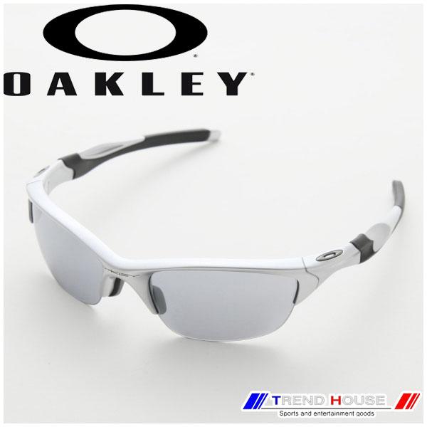 オークリー サングラス ハーフジャケット 2.0 (アジアン) OO9153-02 HALF JACKET 2.0 (ASIAN FIT) Silver/Slate Iridium OAKLEY
