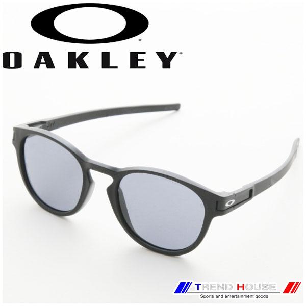 オークリー サングラス ラッチ (アジアン) OO9349-01 Latch (Asia Fit) Matte Black/Gray OAKLEY