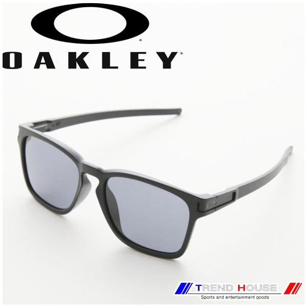 オークリー サングラス ラッチ SQ (アジアン) OO9358-01 Latch SQ (Asia Fit) Matte Black/Gray OAKLEY