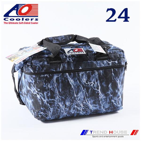 AO Coolers 24PACK MOSSY OAK BLUEFIN / AOクーラーズ モッシーオーク ブルーフィン 24パック AOELBF24