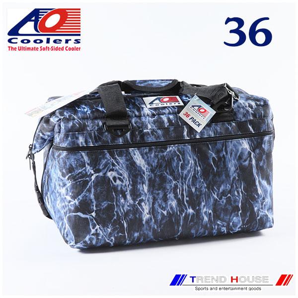 AO Coolers 36PACK MOSSY OAK BLUEFIN / AOクーラーズ モッシーオーク ブルーフィン 36パック