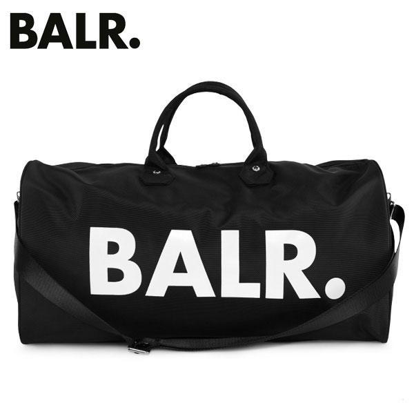 ボーラー BALR ダッフルバック U-Series Duffle Bag Black 18638/20921