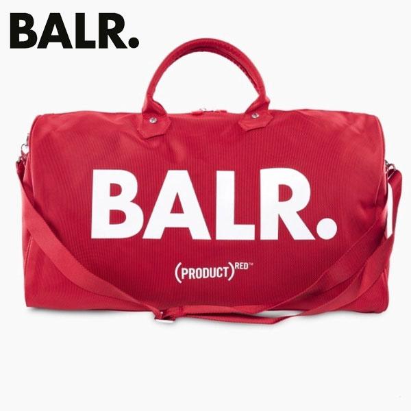 ボーラー BALR ダッフルバック U-Series Duffle Bag RED 58993