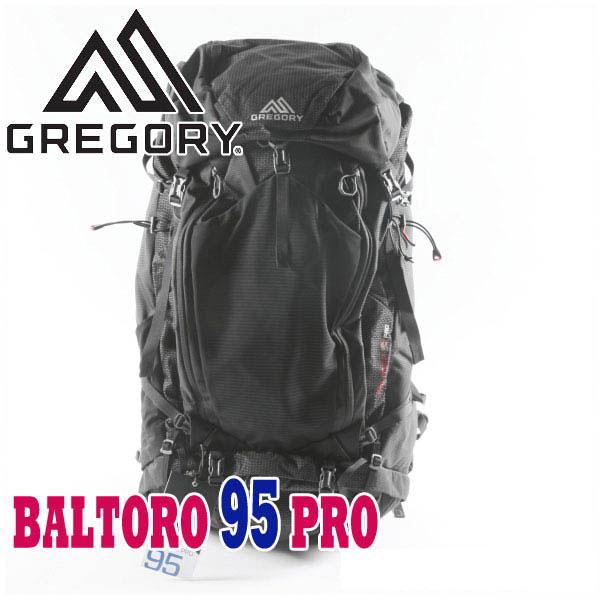 2018 グレゴリー バックパック バルトロ 95 プロ Volcanic Black/L BALTORO 95 PRO GREGORY ザック 縦走