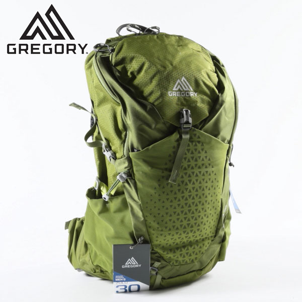 グレゴリー バックパック ズール 30 MANTIS GREEN SM GREGORY