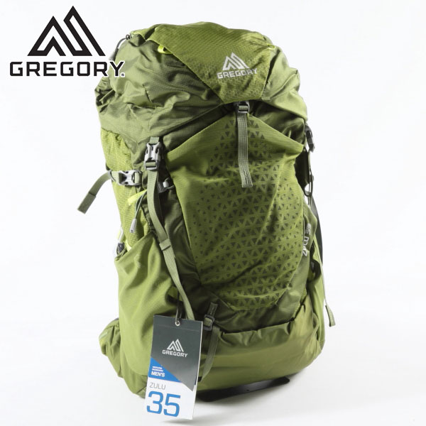 グレゴリー バックパック ズール 35 MANTIS GREEN SM GREGORY