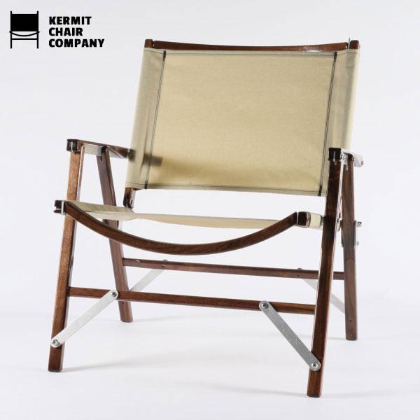 カーミットチェアウォールナット ベージュ/Kermit Chair WALNUT[Beige]