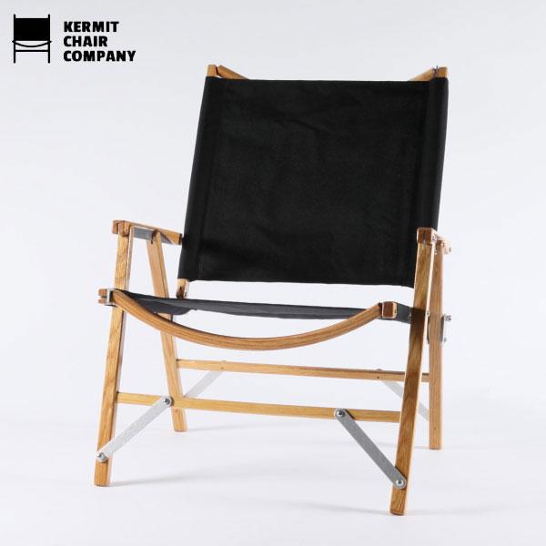 カーミットチェアハイバック ブラック/Kermit Chair Hi-Back[Black]
