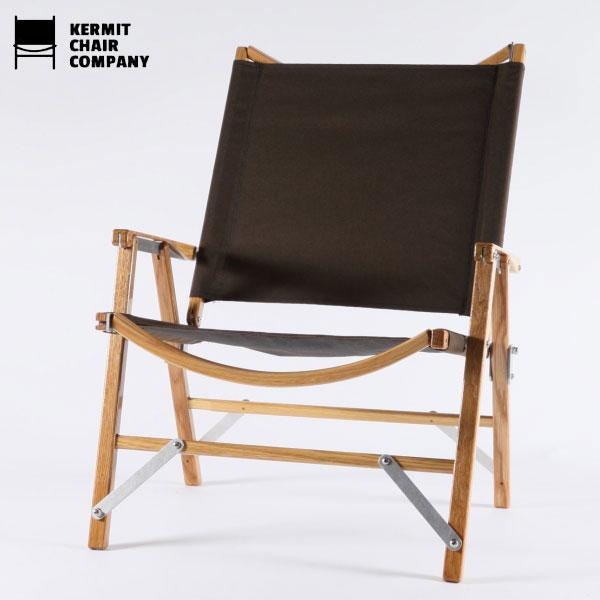 カーミットチェアハイバック ブラウン/Kermit Chair Hi-Back[Brown]