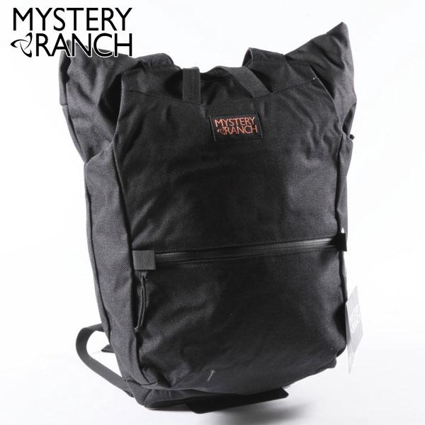 ミステリーランチ バックパックトート スーパーブーティー MYSTERY RANCH 103445/110402-001 Super Booty Bag Black