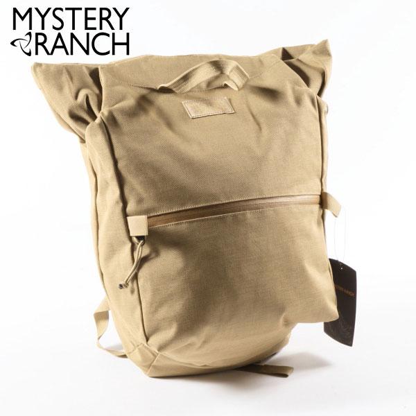 ミステリーランチ バックパックトート スーパーブーティー MYSTERY RANCH 102982/110402-254 Super Booty Bag Dark Khaki