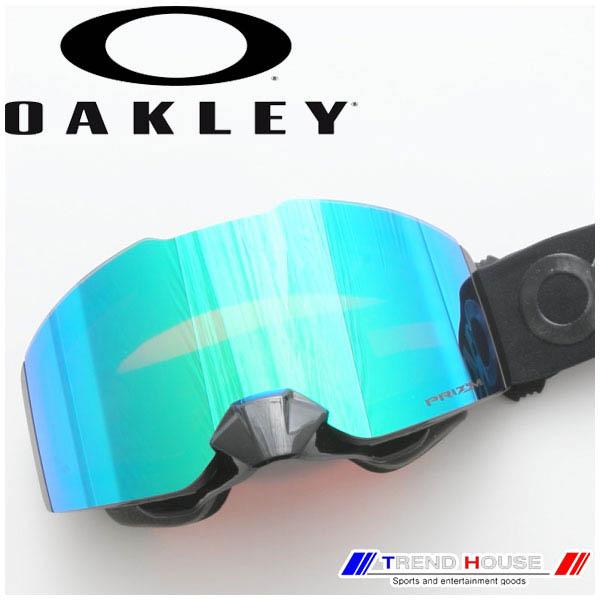 2019 オークリー ゴーグル フォールライン アジアンフィット Prizm Jade Iridium OO7086-03 OAKLEY オークレー プリズム