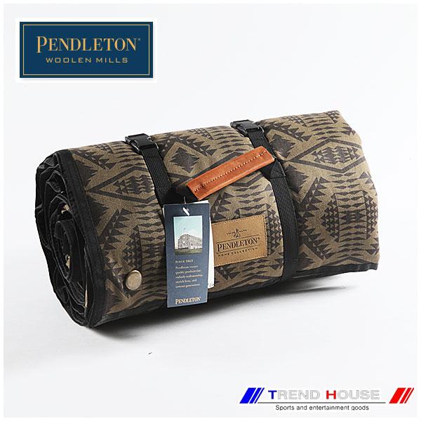 ペンドルトン ブランケット [PENDLETON]YAKIMA ROLL-UPCAMP BLANKET/ヤキマロールアップキャンプブランケット _XR342-52813/HEMRICH STRIPE